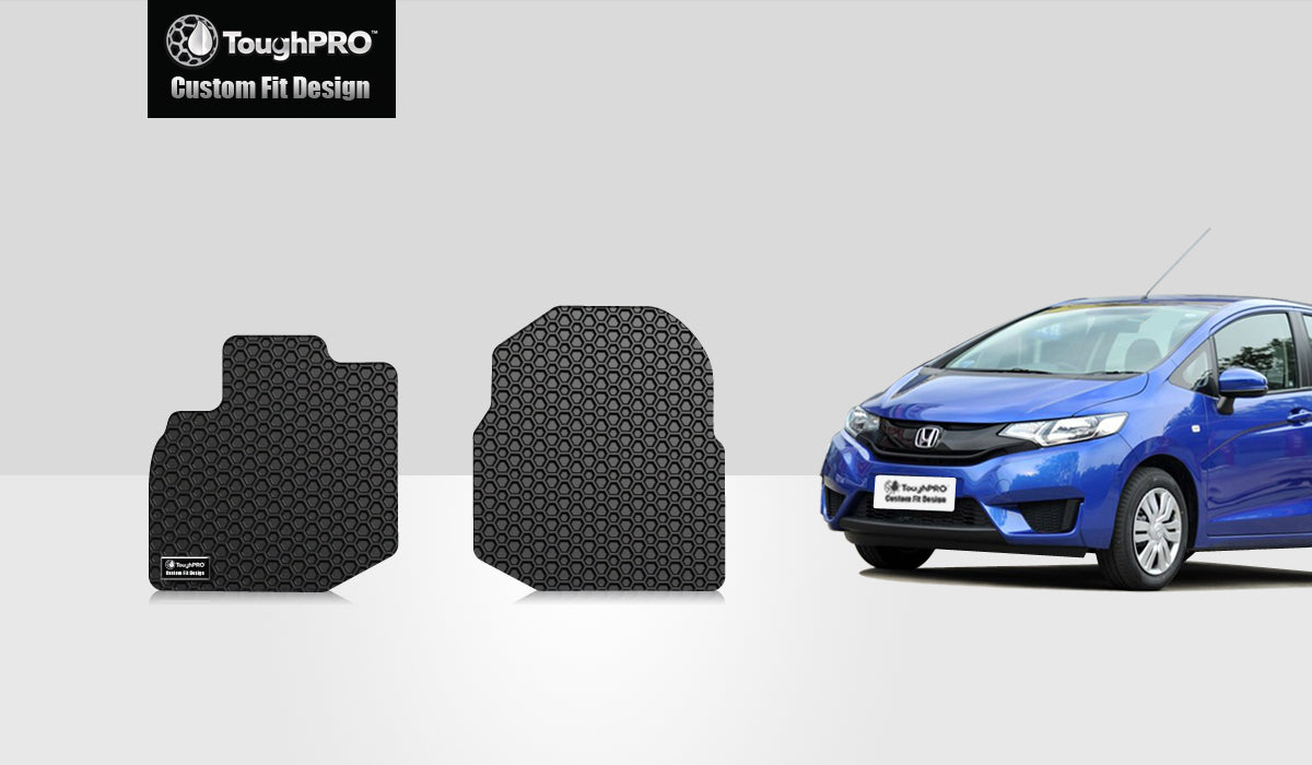 HONDA Fit 2014 Two Front Mats