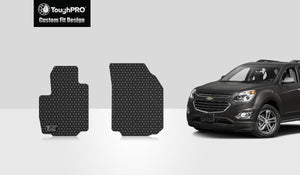 CHEVROLET Equinox 2018 Two Front Mats
