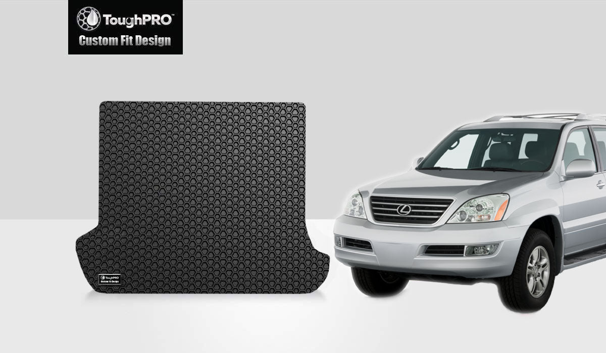 LEXUS GX470 2008 Cargo Mat ( WITHOUT 3RD ROW SEAT)