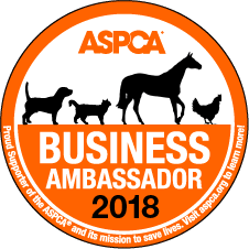 ASPCA Business Ambassador Logo