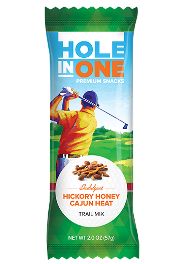 Hickory Honey Cajun Heat Trail Mix – Case Pack