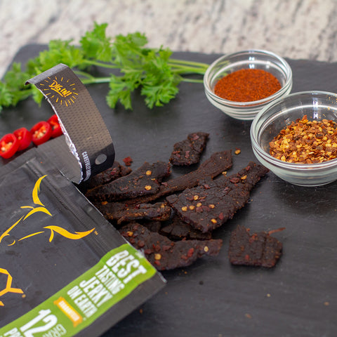 Buy Wagyu Beef Jerky Variety Pack from Perky Jerky