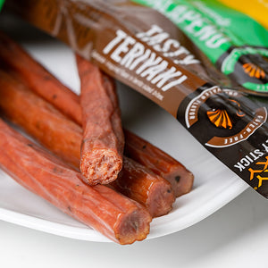 Heavenly Jalapeno Turkey Stick 20ct