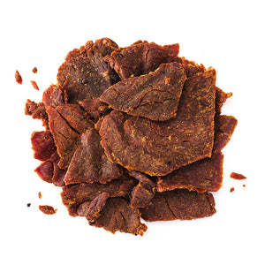 Perky Jerky Sweet and Snappy Beef Product