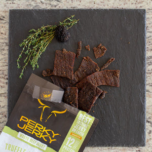 Truffle and Thyme Wagyu Beef Jerky Paleo Friendly
