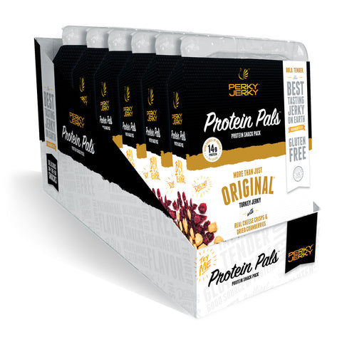 50% OFF! Original Turkey Protein Pal Snack Pack 6 Pack