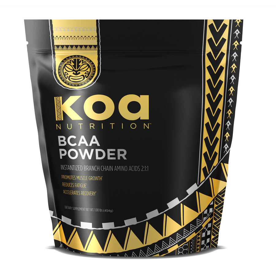 Koa Nutrition Koa Warrior BCAA powder