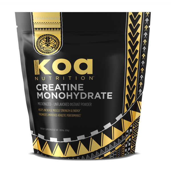 Koa Nutrition Koa Warrior Creatine Monohydrate