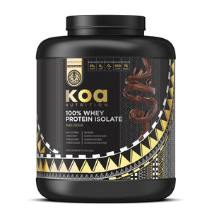 100% Natural Whey Protein Isolate 75 Serving Canister