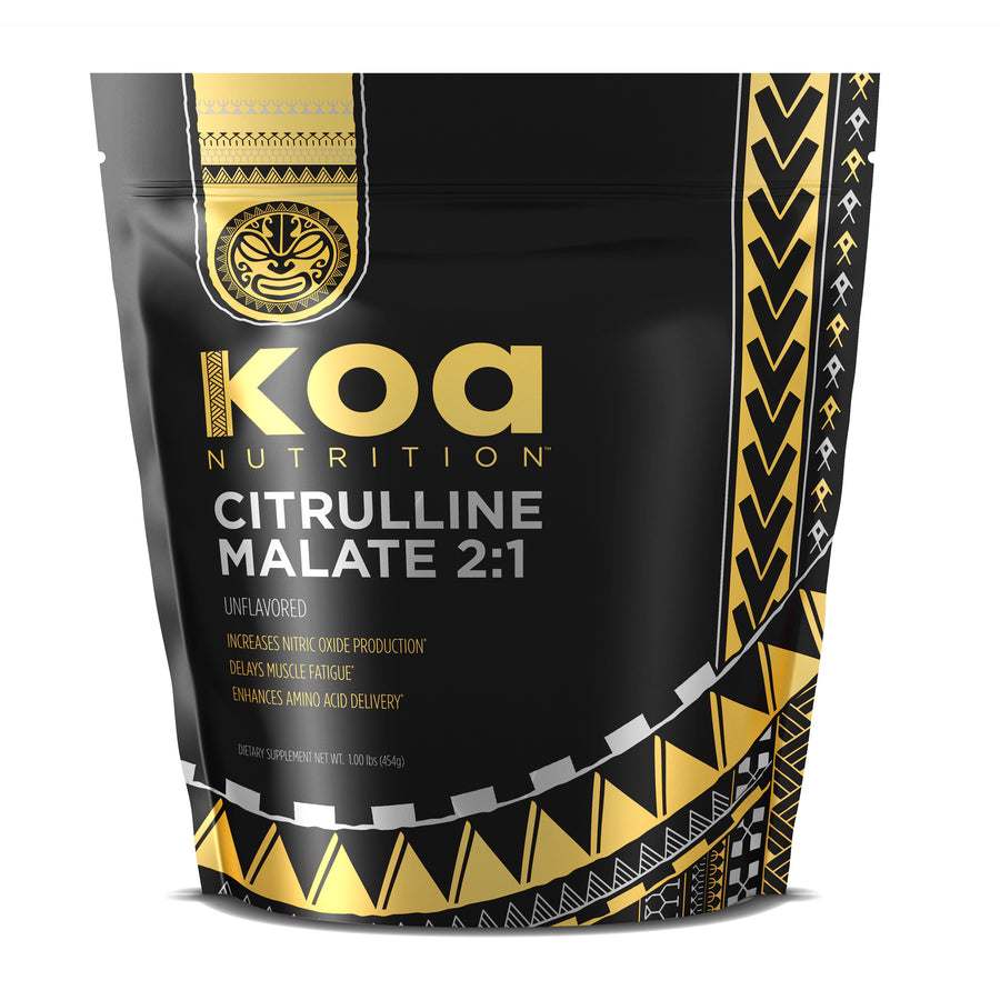Koa Nutrition Koa Warrior Citrulline Malate
