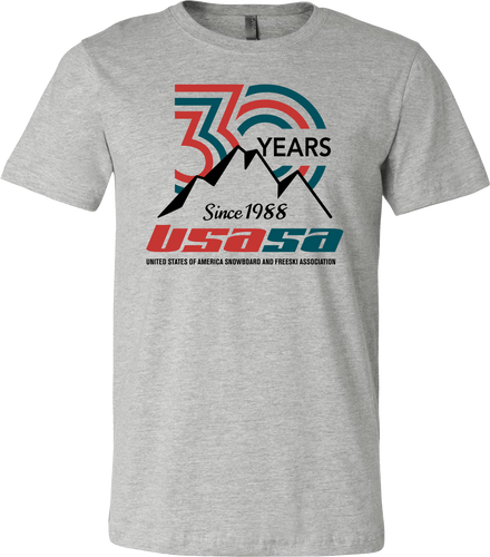 30th Anniversary Mountain T-Shirt