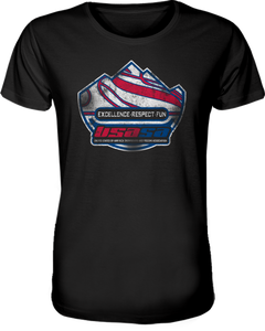 Crystal Mountains Youth T-Shirt