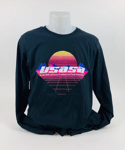 2020 Nationals Retro Long Sleeve T-Shirt