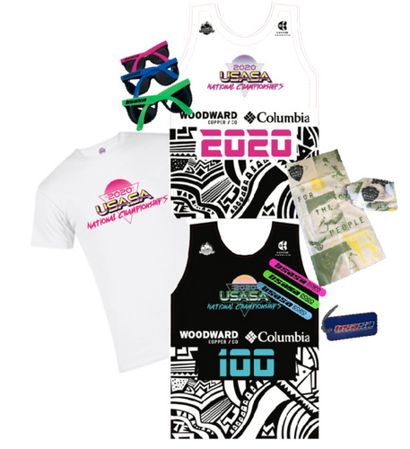2020 USASA National Championships Athlete Souvenir Package