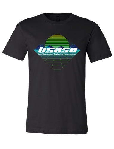 2020 Nationals Retro T-Shirt