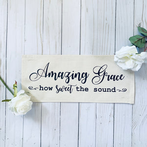 Neutral Panel: Amazing Grace