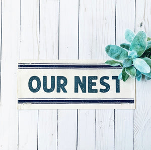 Add-on Panel: Our Nest
