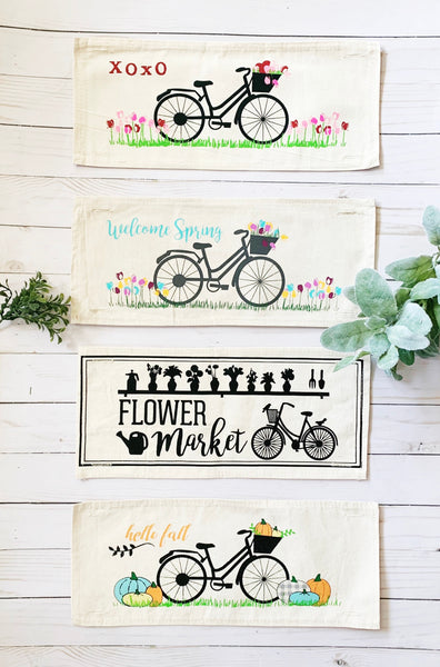 New! Vintage Bike BUNDLE (4 pack) SAVE!!!