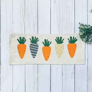 Holiday Panel: Carrot Patch
