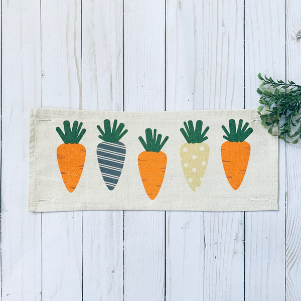 Add-on panel: Carrot Patch
