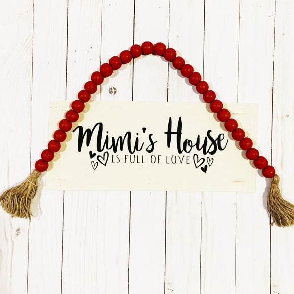Limited Edition: Mimi's House