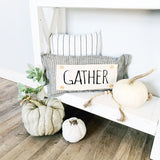 Neutral Panel: Gather