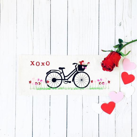 Holiday Panel: Vintage Bike Valentines