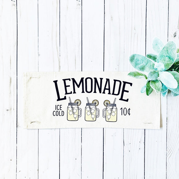 Add-on Panel: Summer Lemonade