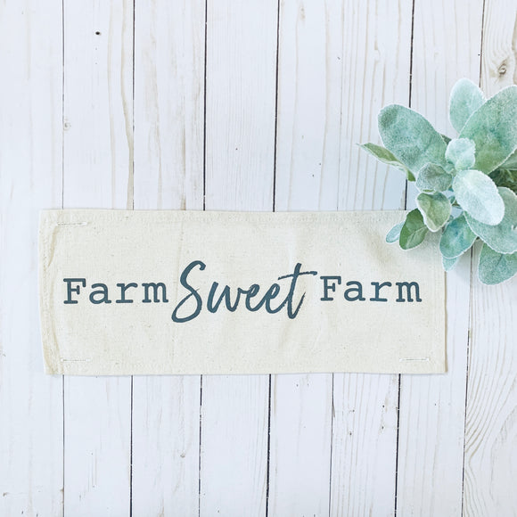 Neutral Panel:  Farm Sweet Farm
