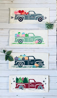 New! Vintage Truck BUNDLE (4 pack) SAVE!!