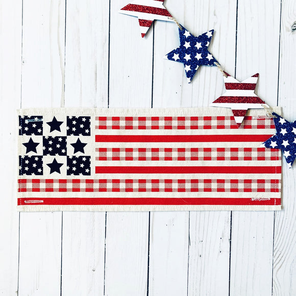 Holiday Panel:  American Flag
