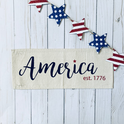 Holiday Panel: America 1776