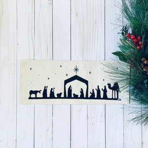 Holiday Panel: Nativity