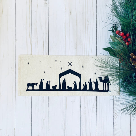 LIMITED EDITION: Nativity