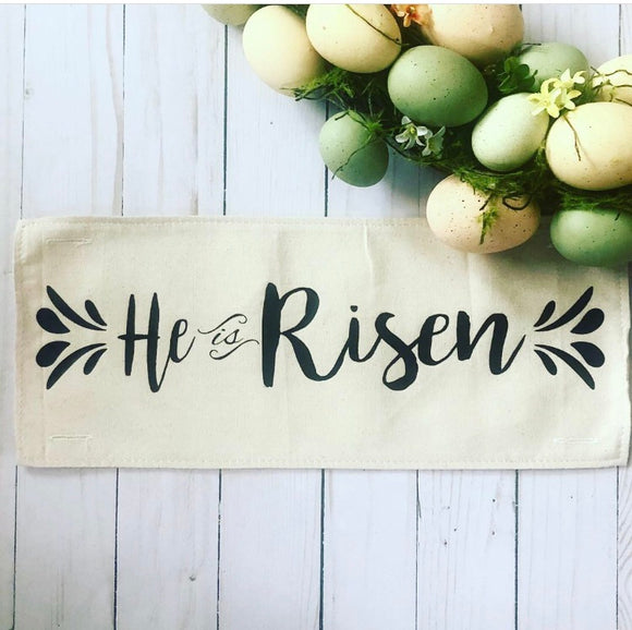Neutral Panel: He is Risen