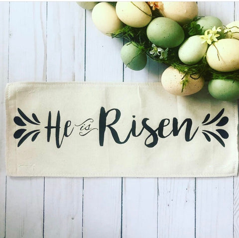 Holiday Panel: He is Risen