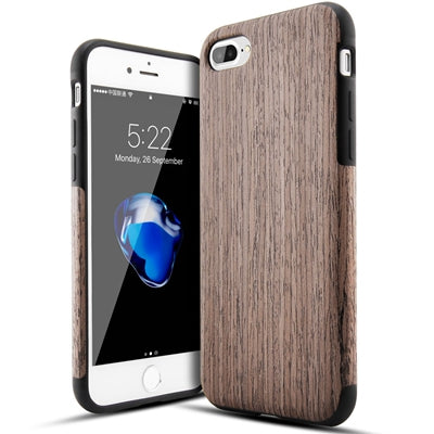 High Quality Wood & Rubber Case