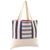 Emo - Linen and Cotton Tote Bag