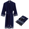 Tuana - 100% Turkish Cotton Bathrobe/Towel Set