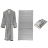 Suda - 100% Turkish Cotton Bathrobe/Towel Set