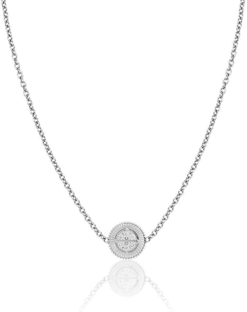The Musica Medium Pendant Necklace