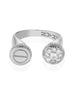 Winder of Love Between the Finger Ring (White)