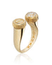 Winder of Love Between the Finger Ring (Yellow)