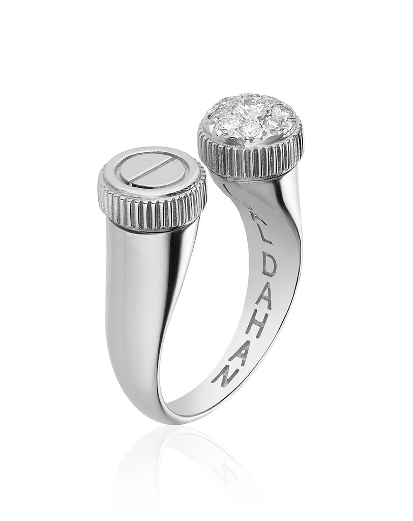 The Sparkling Dysis Ring