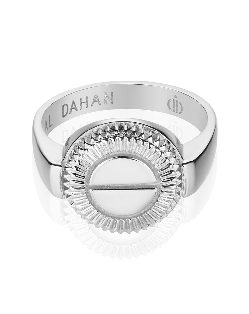 Winder of Love Ring (White)