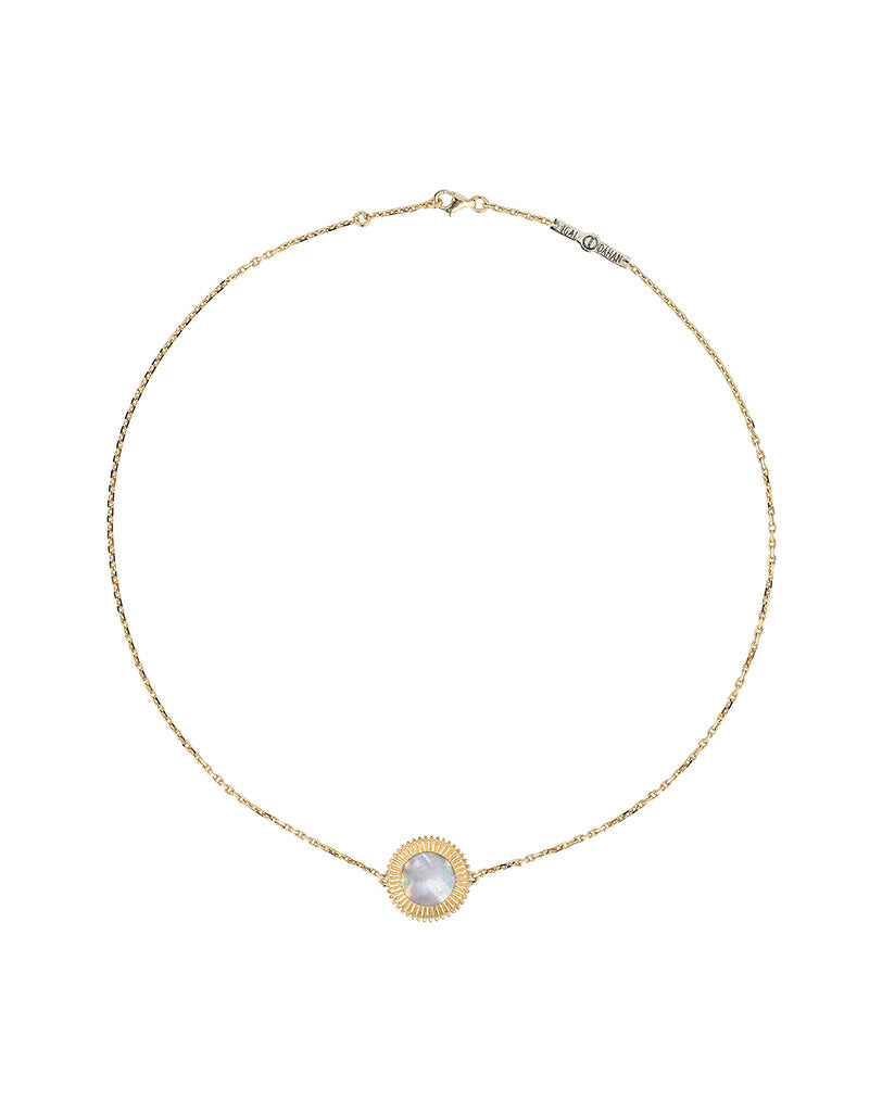 Winder of Love Bracelet (Pearl)