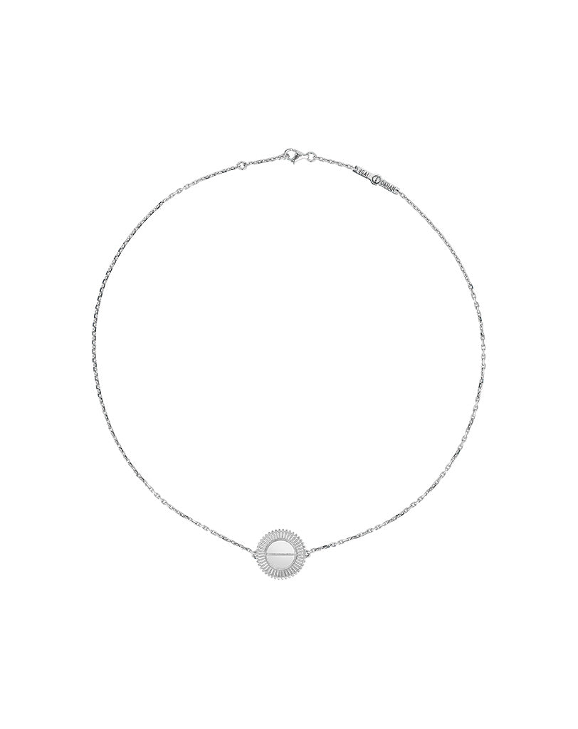 Winder of Love Bracelet, 1 Motif (White)