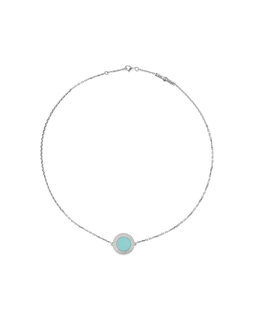 Winder of Love Bracelet (Turquoise)