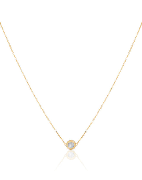 The Embria Small Pendant Necklace