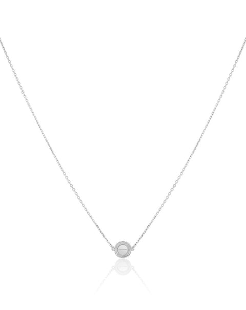 Winder of Love Mini Pendant (White)
